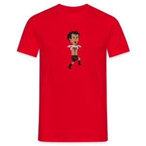 Men T-Shirt - Hairy chest celebration - Men's T-Shirt