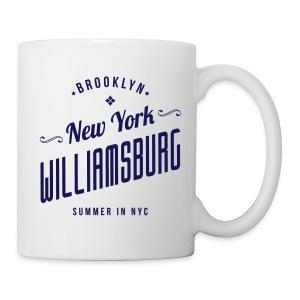 WILLIAMSBURG  - Mug