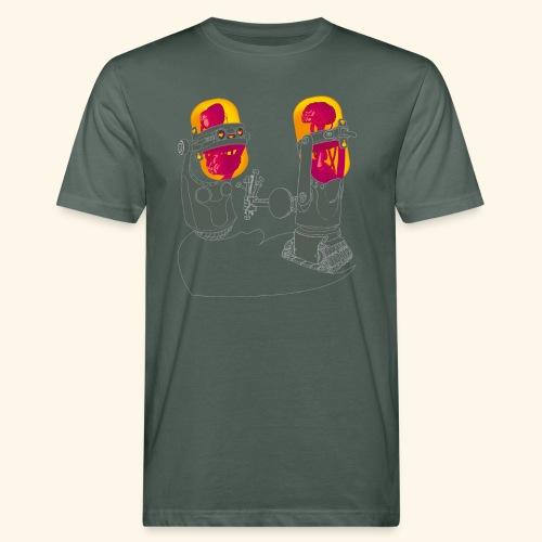 AutomatikDating - T-shirt bio Homme