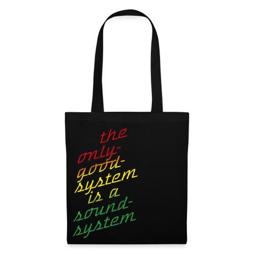 the system - Stoffbeutel
