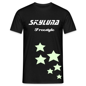 skyluna dragon tee - Men's T-Shirt
