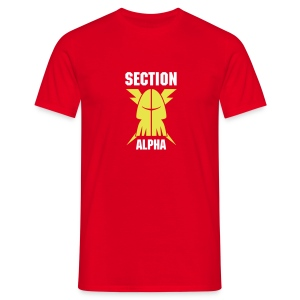 Alpha Section - Men's T-Shirt