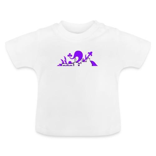 Skyline Firenze - Maglietta per neonato