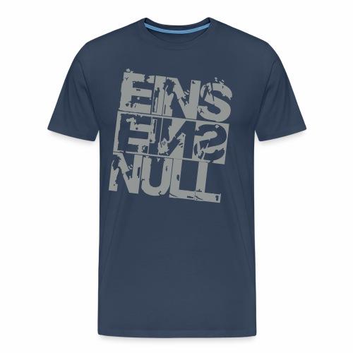 einseinsnull Männershirt - Männer Premium T-Shirt
