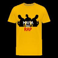Tee shirts ~ T-shirt Premium Homme ~ T shirt homme mafia du rap
