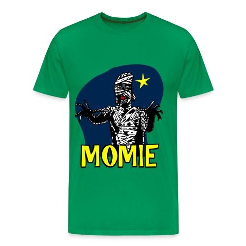 T shirt homme momie - T-shirt Premium Homme