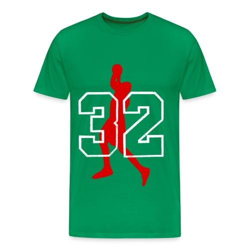 T shirt homme basketball - T-shirt Premium Homme