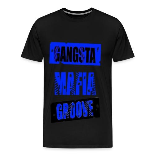 T shirt homme gangsta mafia groove - T-shirt Premium Homme