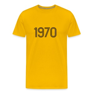 1970 Mexico T-Shirts - Men's Premium T-Shirt