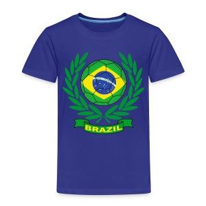 Brazil - Brésil - Kids' Premium T-Shirt