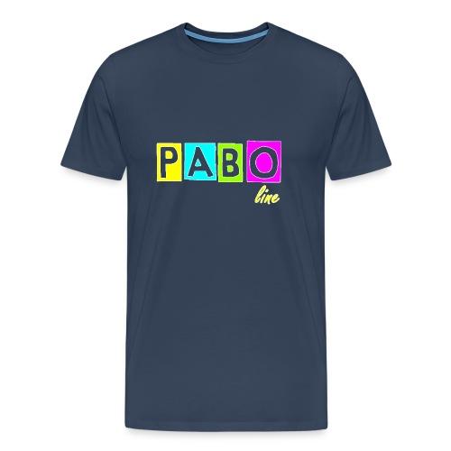 Shirt PABO line men - Männer Premium T-Shirt