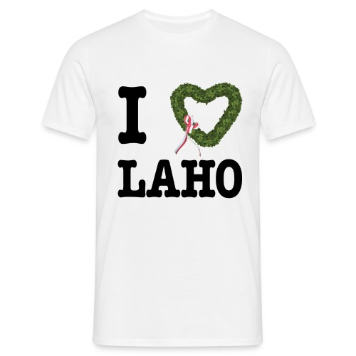I love Landshuter Hochzeit - Männer T-Shirt