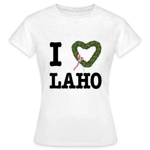 I love Landshuter Hochzeit - Frauen T-Shirt