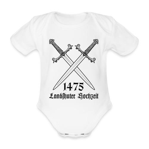 Landshuter Hochzeit - Baby Bio-Kurzarm-Body