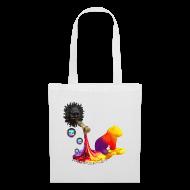 Tasker & rygsække ~ Mulepose ~ Let out the colors, bag