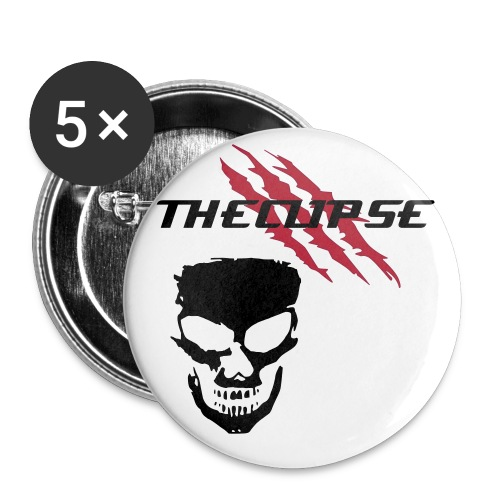 Badge THECLIPSE - Badge petit 25 mm