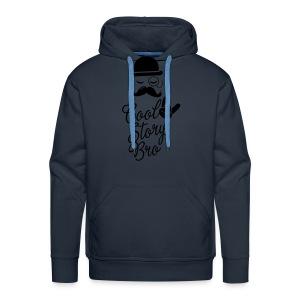 Sweater *mannen* - Mannen Premium hoodie