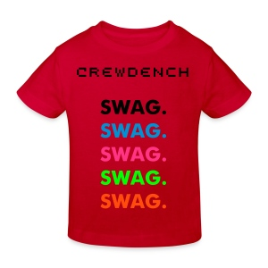 CrewDench - T-Shirt - Kids' Organic T-shirt