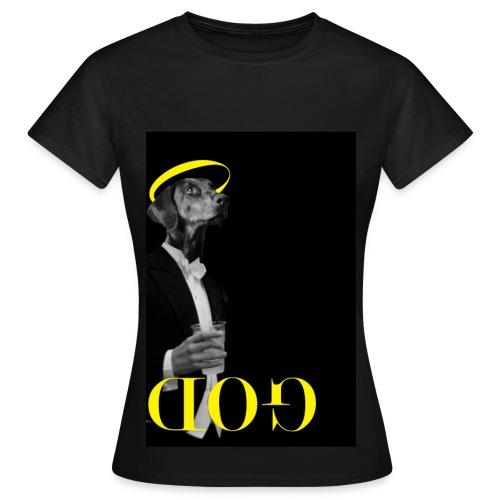 GOD - Vrouwen T-shirt