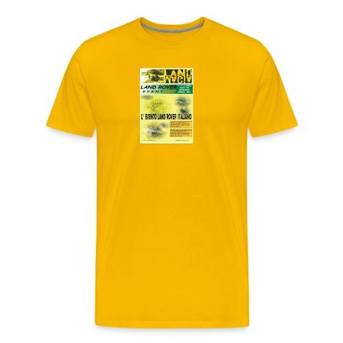 Landmagia Story 2010 - Only Yellow - Maglietta Premium da uomo