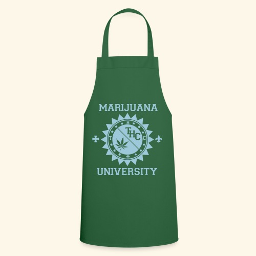 marijuana university  - Tablier de cuisine