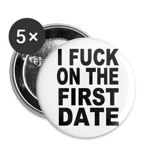 Små knappar 25 mm (5-pack)