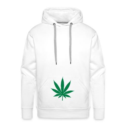 CANABIZ-001 - Sweat-shirt à capuche Premium pour hommes