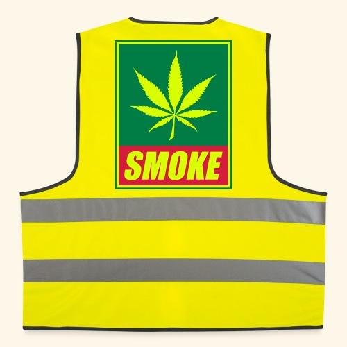 SMOKE vectoriel, 3 couleurs personnalisables
