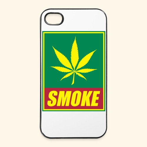 Smoke - Coque rigide iPhone 4/4s