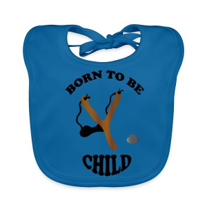 Born to be child by Lola - Baby Bio-Lätzchen