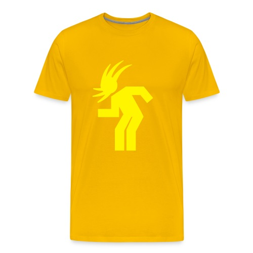 Dancing - Design can be drawn on to customise! - Men's Premium T-Shirt