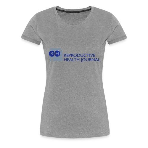 Reproductive Health (Women's Continental Classic) - Women's Premium T-Shirt