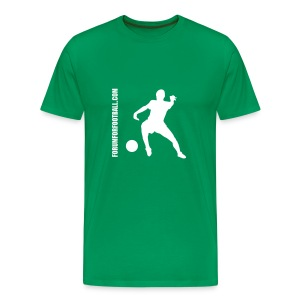 forumforfootball - Men's Premium T-Shirt