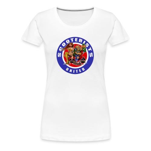 s 24 - Frauen Premium T-Shirt