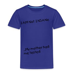 Insane - Kids - Kids' Premium T-Shirt