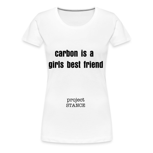 GIRLSCARBON - Women's Premium T-Shirt