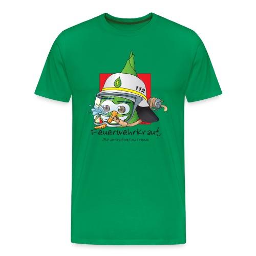 Feuerwehrkraut - Mens - Color - Männer Premium T-Shirt