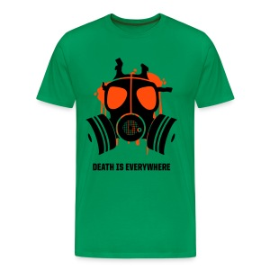 Death Is Everywhere - Men's Premium T-Shirt