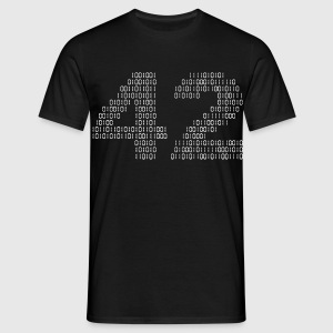42 (The hitchhiker's guide to the galaxy) - Mannen T-shirt