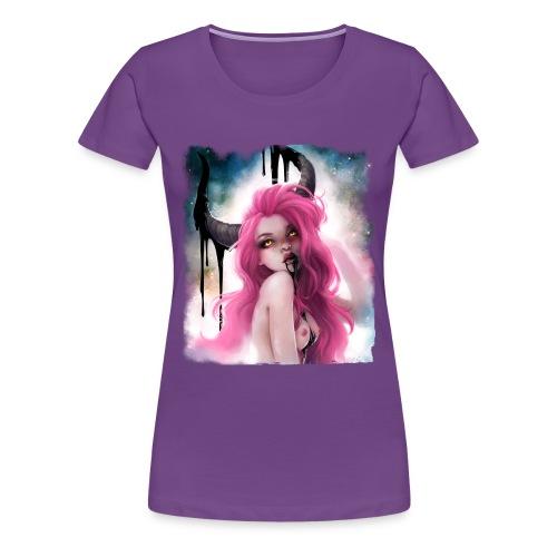 BEAST girlieshirt (bis 3XL) - Frauen Premium T-Shirt