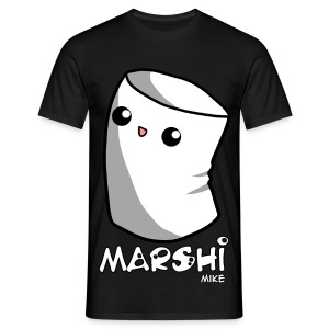Marshi Mike Marshmallow by Chosen Vowels - Shirt Boys - Männer T-Shirt