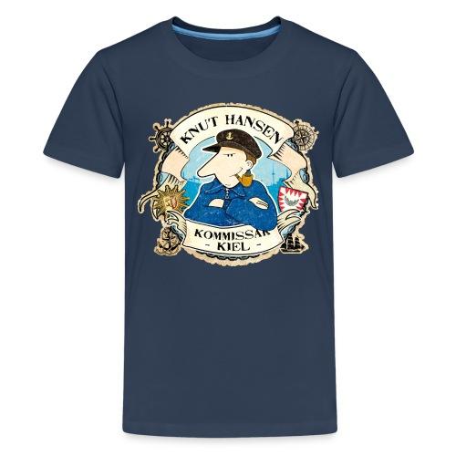 Knut Hansen TeenieShirt (Oekotex zert.) - Teenager Premium T-Shirt