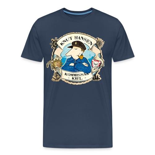 Knut Hansen Herren Shirt (Oekotex zert.) - Männer Premium T-Shirt