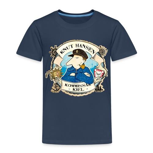 Knut Hansen Kinder Shirt (Oekotex zert.) - Kinder Premium T-Shirt
