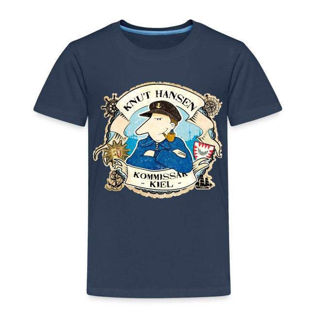 Knut Hansen Kinder Shirt (Oekotex zert.)