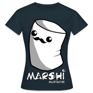 Marshi Moustache LIKE A SIR by Chosen Vowels - Shirt GIRLS