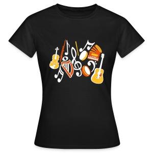 TTT Irish Music Fan - Women's T-Shirt