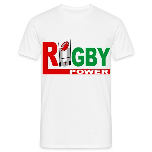 Rugby Basque power - T-shirt Homme