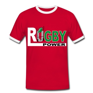 Rugby basque sport - T-shirt contrasté Homme