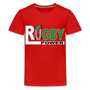 Rugby basque sport - T-shirt Premium Ado